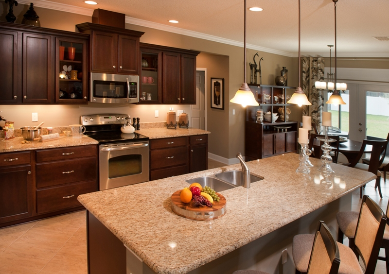 Park model homes park model homes kansas city for Model home kitchens