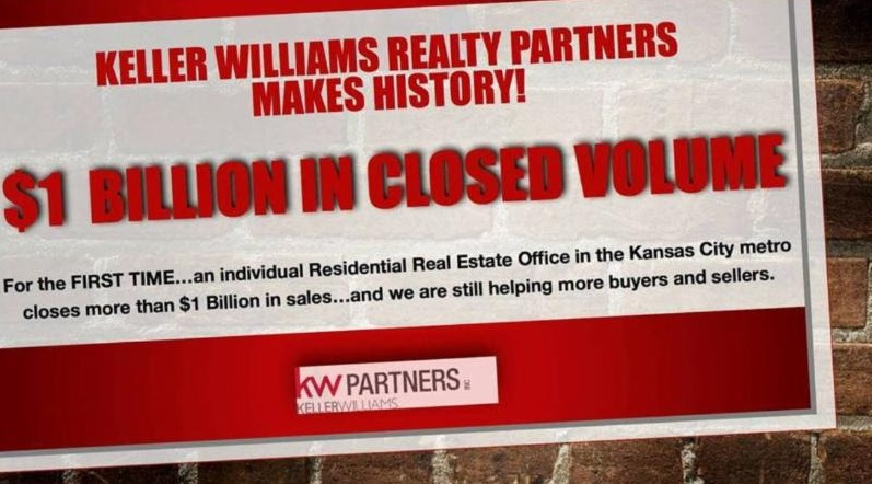 Keller Williams Realty serving Overland Park, Olathe, Lenexa, Leawood, Shawnee and the surrounding areas